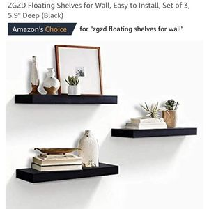 Floating Shelves for Wall